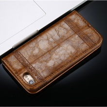 Heart Leather Case for iPhone