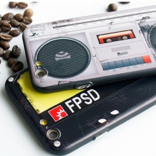 Cassette Case for iPhone