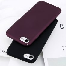 Simple Matt Phone Case For iPhone 6 7 8