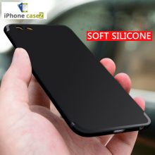 Ultra Thin Soft Silicon Phone Case for iPhone 6, 7, 8 X